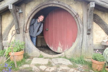 Rotorua City Tour and 'The Lord of the Rings' Hobbiton Movie Set