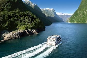 Tour d'une journée complète au Milford Sound, au départ de Te Anau et...