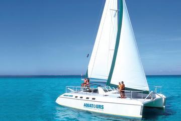 Isla Mujeres Catamaran Experience!