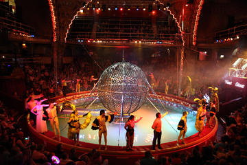 The Blackpool Tower Circus Admission...
