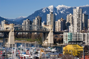 Sightseeingtur i Vancouver