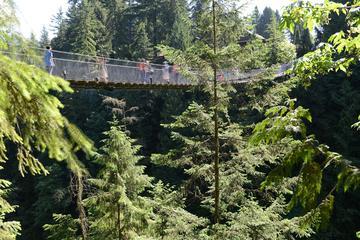 Vancouver Landausflug: Landausflug in...