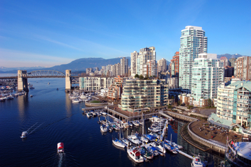 Vancouver Landausflug: Stadtrundfahrt...