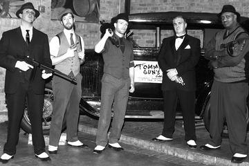 Tommy Gun's Garage– Abendessen und Show