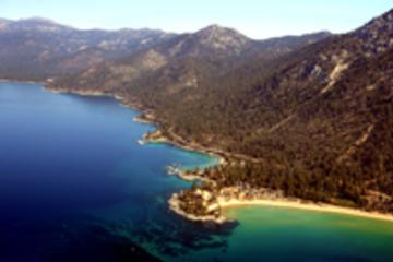 Tour en hélicoptère du lac Tahoe