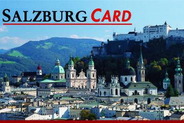 Salzburg-kort