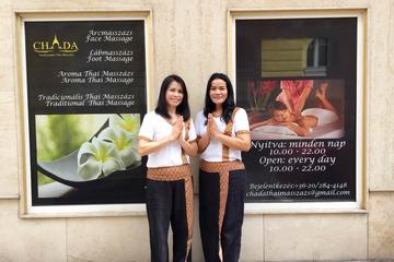 Budapest Aromatic Thai Massage 60' or 90'