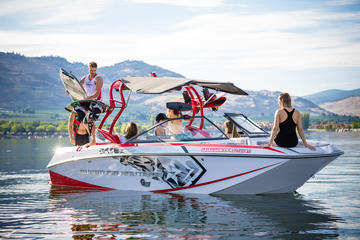 1-Hour Wakeboard and Surf Charter Rental