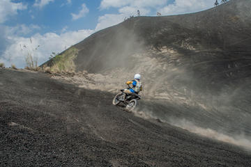 Batur Volcano Dirt Bike Adventure and Tour