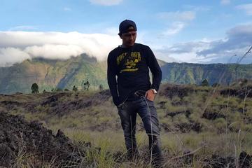 Sunrise Trekking Batur Caldera Bali