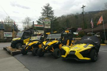 Adventure Vehicle Rental in Gatlinburg