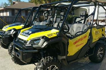 Book Can-AM Maverick 1000 Adventure Vehicle Rental on Viator