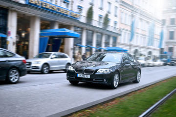 Munich City Center to Friedrichshafen Airport - Premium Transfer