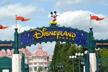Private Airport Transfer Disneyland Paris