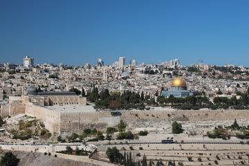 Tel Aviv Airport to Jerusalem - Private Transfer