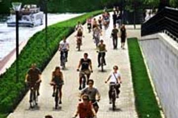 Cykeltur i Berlin