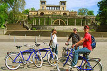 Excursão de bicicleta de um dia em Potsdam