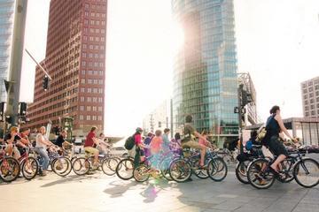 Excursão de bicicleta elétrica em Berlim