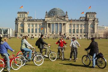 Excursão de bicicleta por Berlim