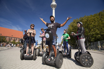 Segway-Tour in Berlin