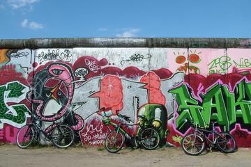 Tour di Berlino in bicicletta: Muro di Berlino e guerra fredda