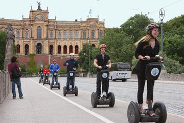 Tour di Monaco in Segway