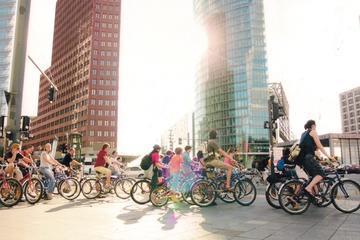 Tour in bici elettrica di Berlino