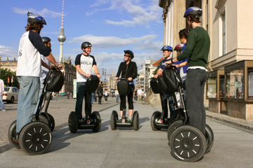 Tour in Segway a Berlino