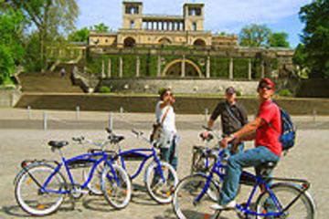 Visite d'une journée en vélo à Potsdam