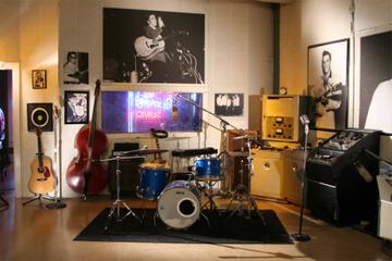 Excursão guiada ao Sun Studio