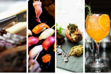 Brisbane Food Tour: Modern Australian Fusion