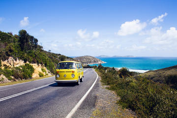 Phillip Island Hiking Tour from Melbourne by Kombi Van