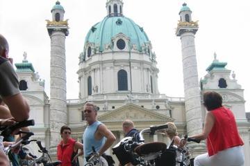 Excursão de bicicleta pela cidade de Viena