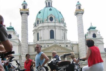 Excursión en bicicleta por la ciudad de Viena