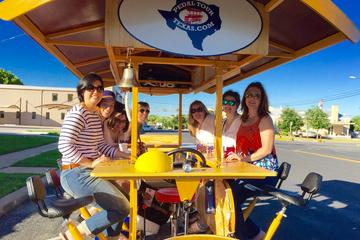 Fredericksburg Pedal Pub And Wine Wagon Tour