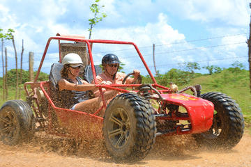 Off-Road Buggie Adventure from Punta Cana