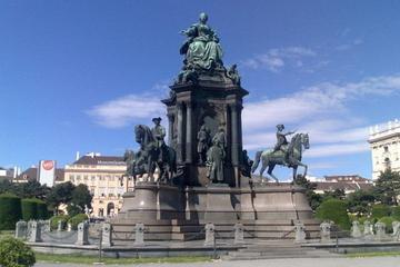 Excursão a pé pela cidade de Viena