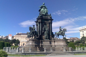 Recorrido a pie por la ciudad de Viena