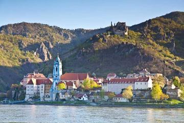 Tour privato: tour della valle di Wachau, visita all'abbazia di Melk