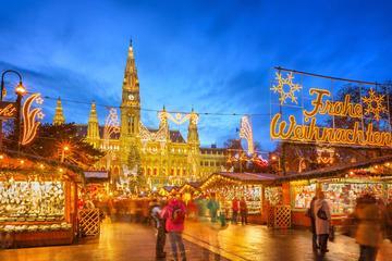 Vienna Christmas Market Walking Tour