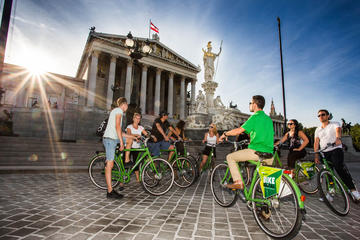 Vienna Highlights Bike Tour