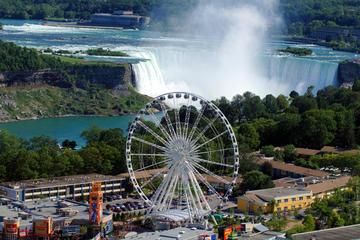 Excursion d'une journée en petit groupe aux chutes du Niagara