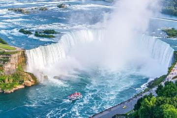 Niagara Falls Small-Group Day Tour from Toronto