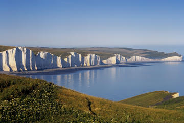 South Downs and Seven Sisters from ...