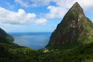 St Lucia Pitons Hiking Tour