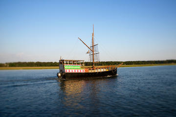 Black Sparrow Pirate Ship Adventure...
