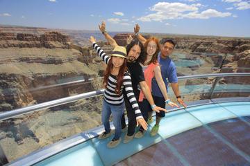 El Gran Cañón y la presa Hoover...