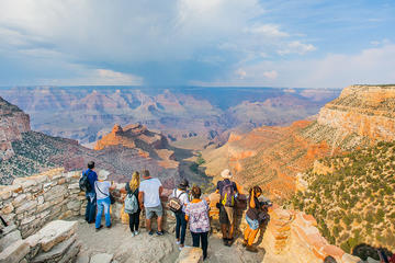 Book Grand Canyon South Rim Bus Tour with Optional Upgrades on Viator