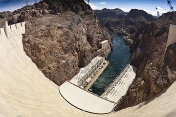 Hoover Dam - tur fra Las Vegas