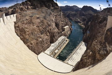Las Vegas: visite du barrage Hoover